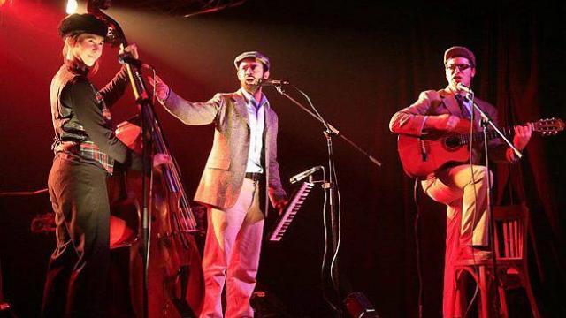Le groupe Dolbeau Trio sera sur scène, pour la Saint-Patrick, organisée par Entraide familles.